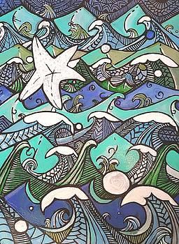 Blue by Carole Hutchison