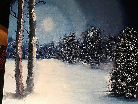 Blue Christmas  by Pamela Kilgus