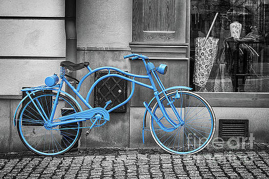 Blue by Christos Koudellaris