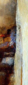 Blue Cobweb by Jane Clatworthy