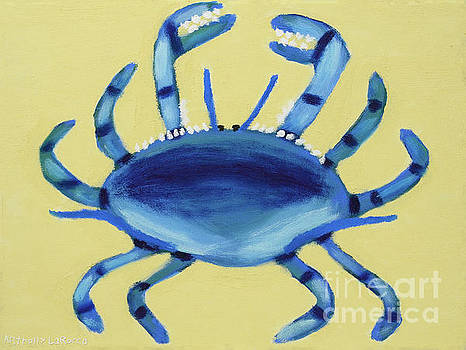 Artists With Autism Inc - Blue Crab