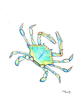 Blue Crab by Emily Brantley