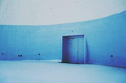 Blue by Dana Flaherty