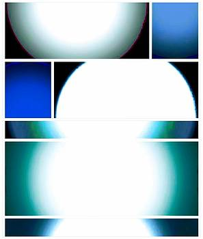 Blue Dimensions by Stephanie Lane