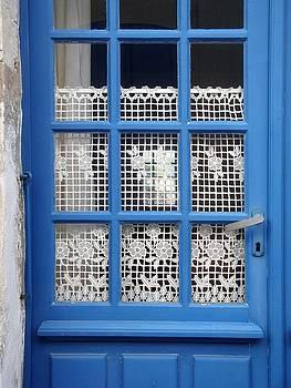 Cathy MONNIER - blue door