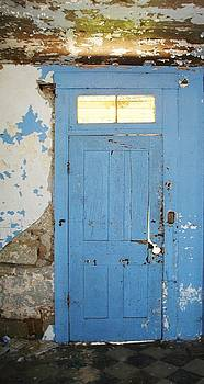 Blue Door by Sherry  Kepp