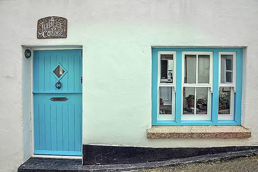 Andrew Wilson - Blue Doorway