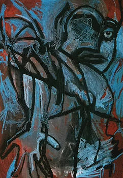 Blue Eye Blind by Helen Syron