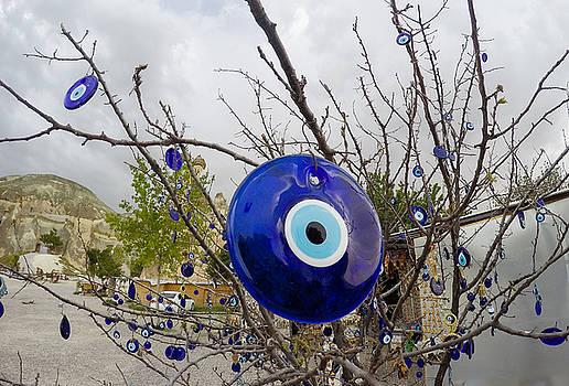 Blue Eye Nazar by Freepassenger By Ozzy CG