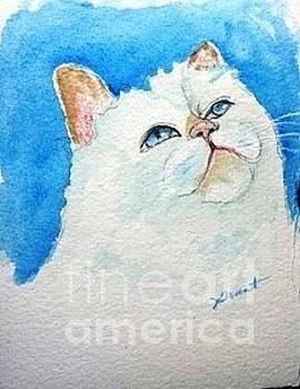 Blue Eyes by Jeanne Grant
