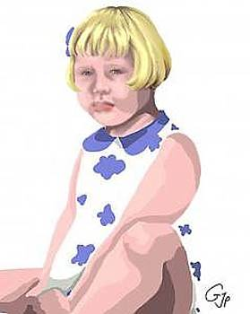 Blue Eyes by Pamela Benjamin