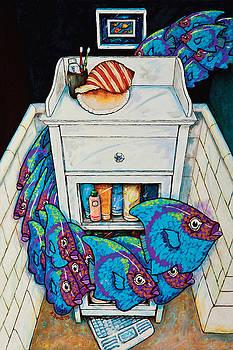 Blue Fish by Rich Travis