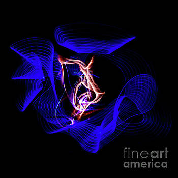 Blue Flame by Brian Jones