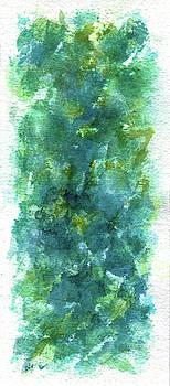 Blue Flower by Rachel Christine Nowicki
