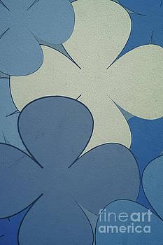 Benjamin Harte - Blue flowers