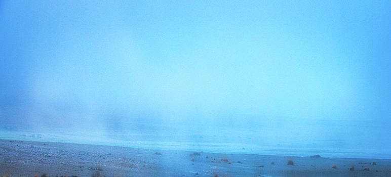 Blue fog by James Bethanis