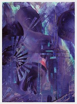 Blue Formation by Liz Naepflin