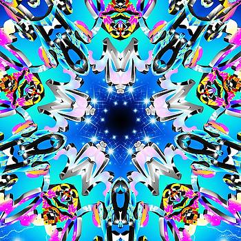 Blue Frequency by Derek Gedney