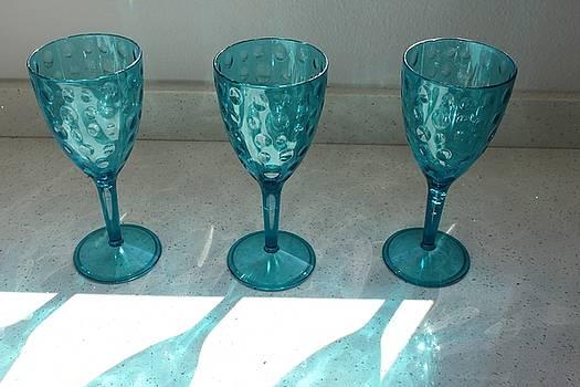 Blue Glasses by Katherine Erickson
