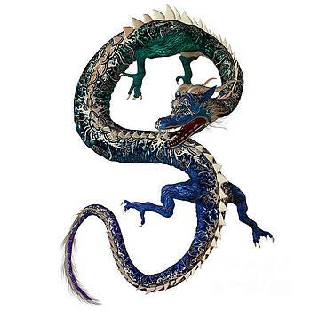 Corey Ford - Blue Green Dragon