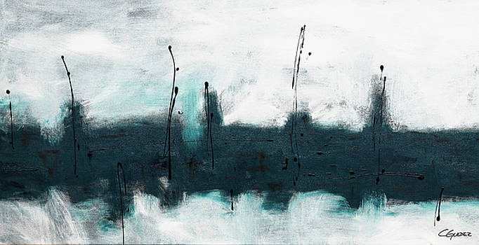Blue Harbour by Carmen Guedez