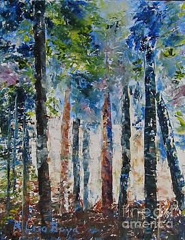 Blue Heaven by Lisa Boyd
