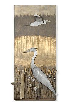 Benjamin Bullins - Blue Heron
