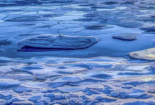 Blue Ice by Jeffrey Friedkin