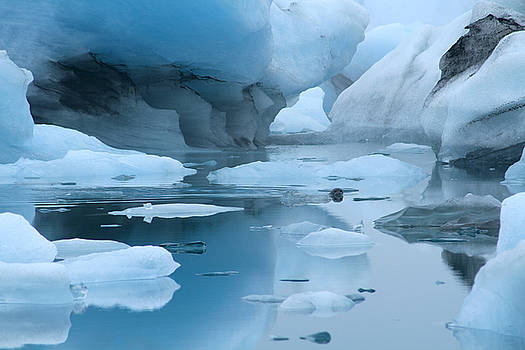Kathy Stanczak - Blue Ice