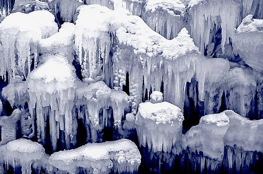 Blue Ice by Lonnie Paulson