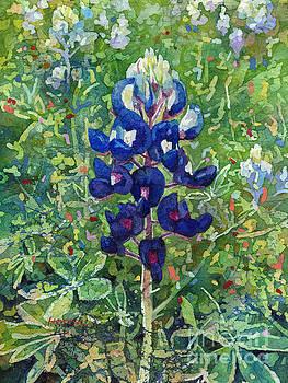 Hailey E Herrera - Blue in Bloom 2