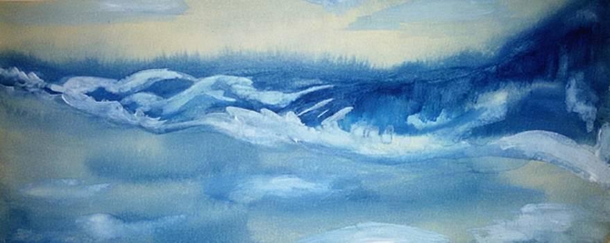 Blue inspiration by Madina Kanunova