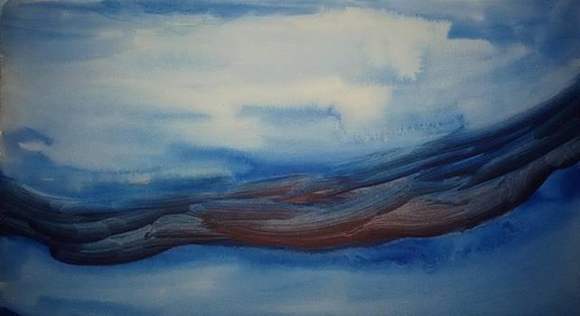 Blue Inspiration Part Two by Madina Kanunova