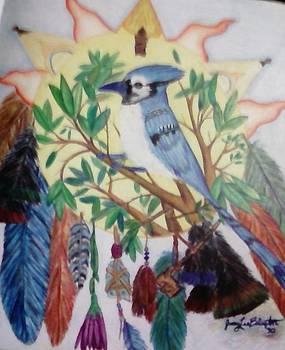 Blue Jay by Jamey Balester
