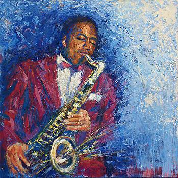 Blue Jazz by Dale Knaak