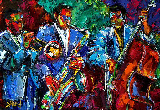 Blue Jazz by Debra Hurd