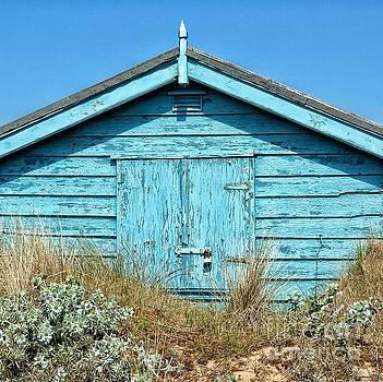 Blue by John Edwards