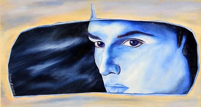 Blue by Joseph Lawrence Vasile