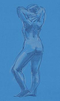 Judith Kunzle - Blue