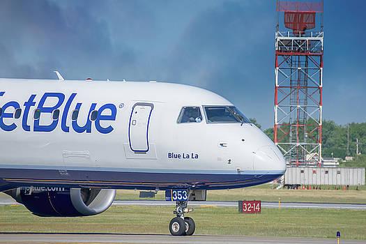 Blue La La by Guy Whiteley