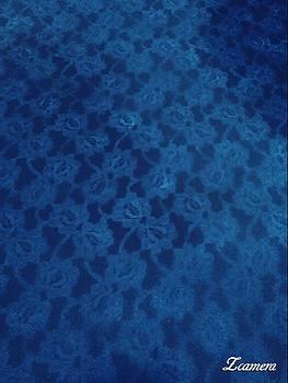 Blue Lace by Richard Perez
