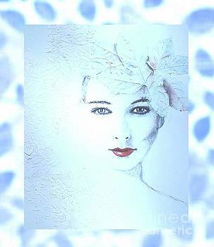 Blue Lady by Shirley Lennon