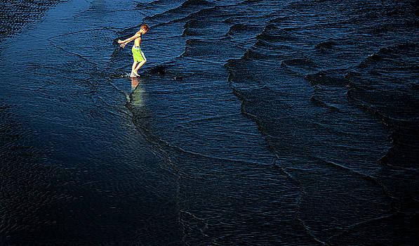 Blue Lagoon by Eugene Forte
