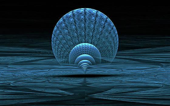 Blue Lagoon by GJ Blackman
