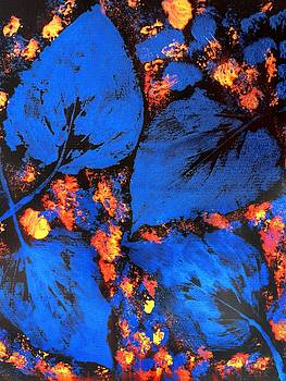 Patricia Strand - Blue Leaves Medley
