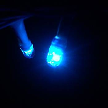 Blue Leds... Because Red Is Too by Ronit Jadhav