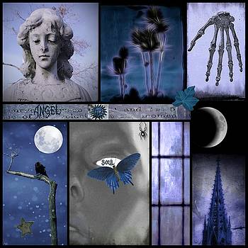 Gothicrow Images - Blue Lights