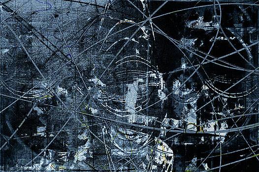Blue Line Meditation by Don Gradner