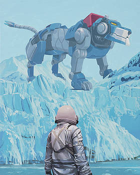 Blue Lion by Scott Listfield