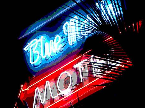 Blue Marlin Motel 2 by Audrey Venute